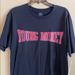 Men's Young Money T-Shirt Size L